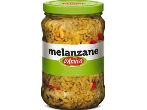 D'AMICO  MELANZANE IN OLIO  KG 1,55