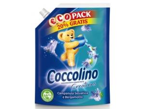 Coccolino  ammorbidente concentrato  ECOPACK varie profumazioni  ml 700
