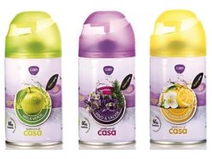 Clendy deodorante casa ricarica mix ml 250