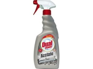 Dual power Spray acciaio ml 500