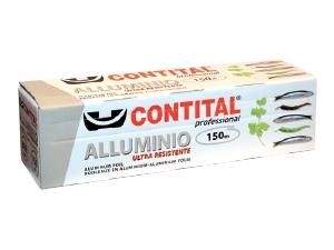 Contital  alluminio in box mt 150