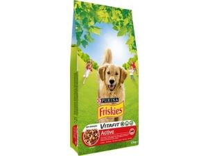 Friskies active  crocchette per cane  kg 10