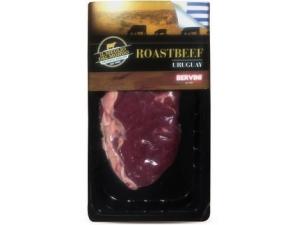 Roastbeef di bovino adulto prov. uruguay skin gr 200ca. - al kg