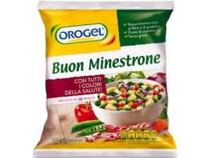 Orogel  buon minestrone gr 750