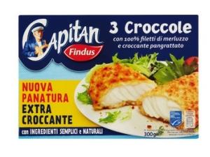 Findus croccole • classiche • agli spinaci gr 300