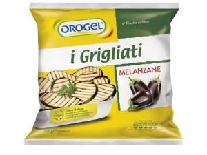 Orogel  melanzane grigliate gr 450