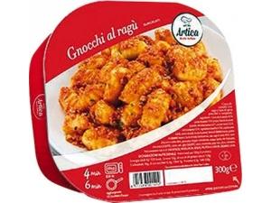 Artica  •gnocchi al ragù • linguine al pesto • gramigna con salsicce gr 300