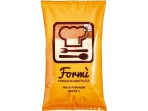 Formì  Mix di formaggi Grattugiato Fresco kg 1