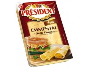 President emmental fette gr 100