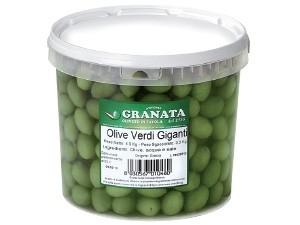 Granata olive verdi giganti super mammuth kg 3,5