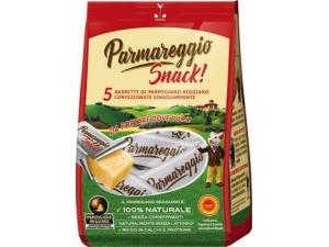 Parmareggio  5 snacks di parmigiano reggiano  gr 20 x 5