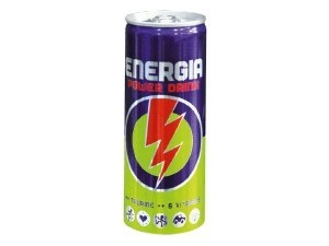 Pfanner energia  power drink cl 25