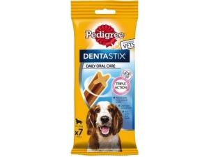 Pedigree  dentastix  medium gr 180