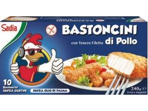 SADIA  10 BASTONCINI DI POLLO  GR 240