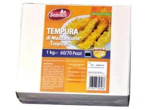 Seabreeze  mazzancolle in tempura kg 1