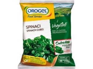 OROGEL spinaci cubello kg 2,5