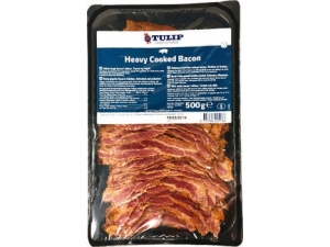 Tulip heavy cooked bacon gr 500