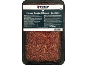 TULIP HEAVY COOKED bacon lardons GR 500