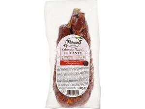 FIORUCCI SALSICCIA NAPOLI • dolce • piccante gr 300