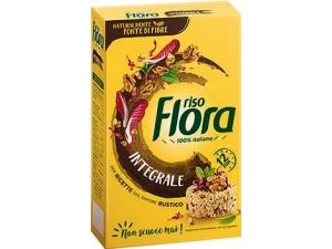 Flora riso integrale kg 1