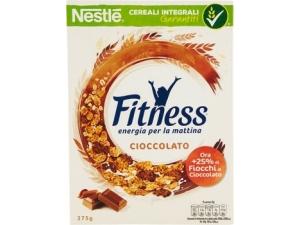 Nestlè fitness  cereali • fruit gr 325 • cioccolato fondente gr 375 • cioccolato gr 375