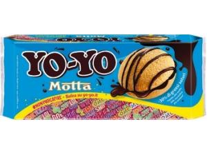 Motta  yo-yo  merenda al cioccolato  x 6 - gr 210