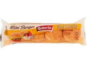 Roberto mini burger  8 panini gr 200