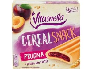 Vitasnella snack • arancia • prugna gr 162