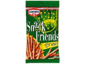 Cameo  snack friends sticks gr 40