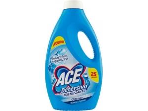 Ace  detersivo liquido per lavatrice • classico • color 25 lavaggi