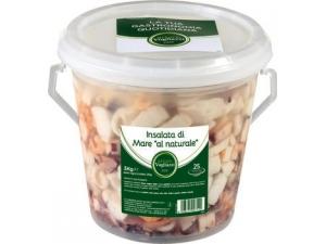 Vogliazzi insalata di mare al naturale kg 3