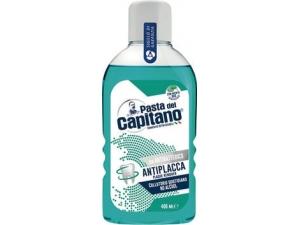 Pasta del capitano  collutorio  antiplacca ml 400