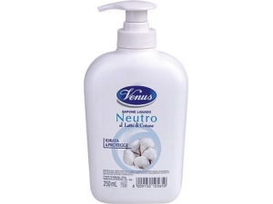 Venus  sapone liquido  • neutro • sensitive ml 250