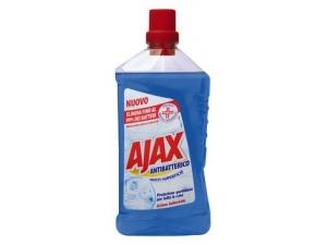Ajax  detergente pavimenti • disinfettante • expel • parquet  • gel bagno • con candeggina lt 1