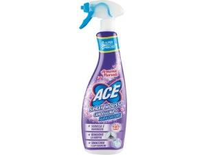 Ace candeggina  • sgrassatore universale  • spray mousse • spray armonie ml 650