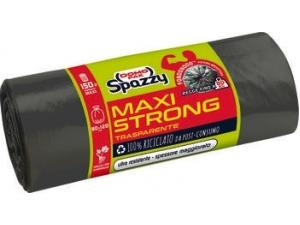 Domopak sacco trasparente   maxi strong  cm 80 x 120