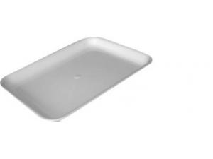 Poloplast   VASSOIO PAPERINO   in plastica bianco COPRENTE cm 40 x 30 x 1,5 h   PZ 3