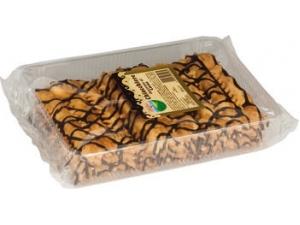 Piuma d'oro chiacchiere al cioccolato gr 250
