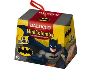 Balocco mini colomba gr 100 • frozen • batman