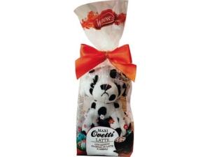 WITOR'S  SACCHETTO PELUCHE DOG con maxi ovetti di cioccolato GR 100