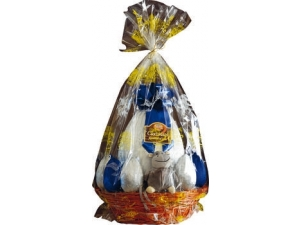 M. GRECO  cesto uovo e ovetti di cioccolato kg 3,1