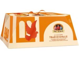 Tre marie colomba • tradizionale • tuttuvetta • capolavoro bianco kg 1