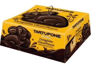Motta tartufone coniglietto chocopanna gr 750
