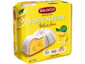 Balocco torte vari gusti gr 400