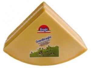 Biraghi granbiraghi tuttapolpa 90% 1/8 di forma sottovuoto al Kg
