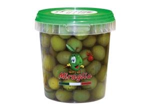 Miraglia  olive verdi dolci gr 500