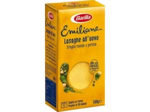 Barilla emiliane  lasagne all'uovo gr 500
