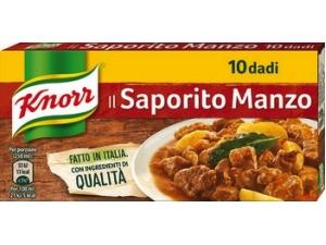 Knorr 10 dadi vari tipi