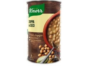 Knorr • minestrone • zuppe vari gusti gr 535/545