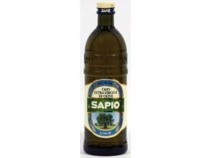 SAPIO  OLIO EXTRA VERGINE  DI OLIVA - lt 1